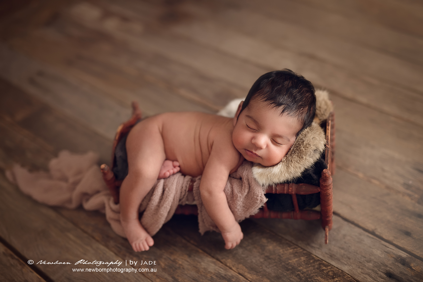Jade Gao Newborn Photography